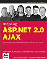 Beginning ASP.NET 2.0 AJAX Front Cover