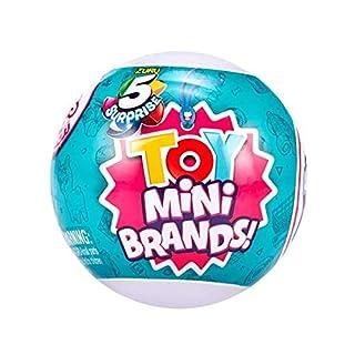 5 Surprise Toy Mini Brands