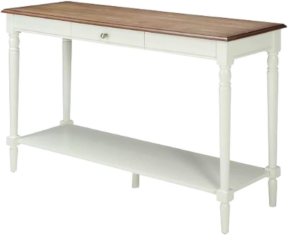 Amazon Com Hall Entryway Table White Narrow Modern Farmhouse Long Wood Console Tall Drawer Shelf Storage Big French Country Driftwood Ebook By Jefshop Kitchen Dining