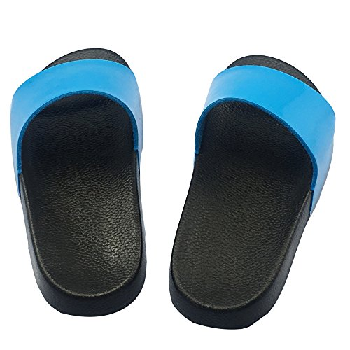 Blue XING Korean Summer Popolari GUANG Spiaggia British Cork Scarpe Appiccicose Da 43 Blue 43 Scarpe Home Slippers Trends Sandali AxqTAB4w