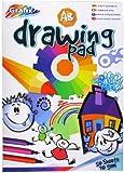 A3 Dibujo / bosquejar / Pintura pad - 40 hojas = 80 páginas - acolchado - Tamaño 420mm x 297mm