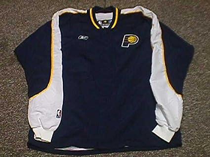 the best attitude e6c26 77da6 Scot Pollard Indiana Pacers Game Worn Jacket at Amazon's ...