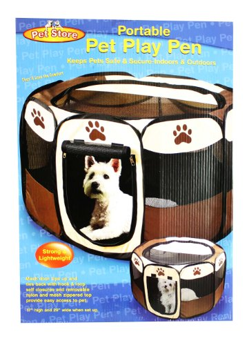 Portable Doggie Play Small JSNY product image