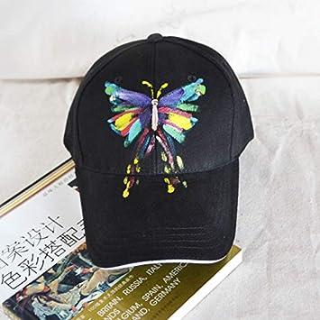 XBQMHBC Ocio Ocasional Suela Mariposa Escarabajo Pintura Jean ...
