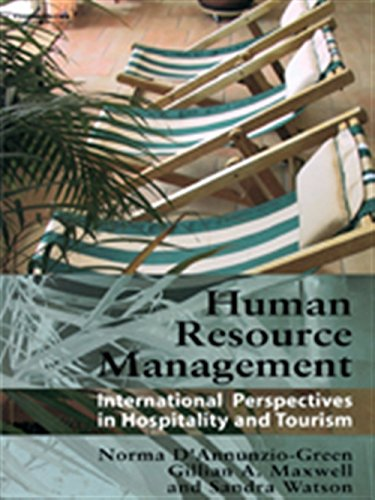Human Resource Management: International Perspectives in Hospitality and Tourism
