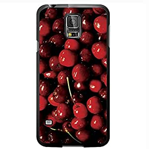 Covered in Cherries Hard Snap on Phone Case (Galaxy s5 V)