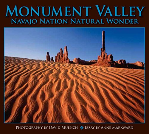 Monument Valley: Navajo Nation Natural Wonder (Companion Press Series)