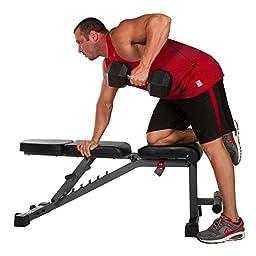 XMark Fitness XM-4440 Fid Bench
