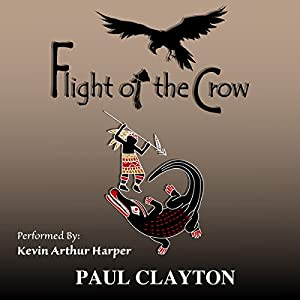 Flight of the Crow Audiobook