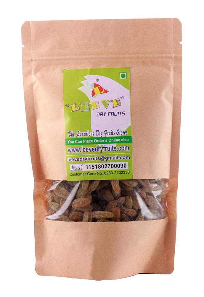 Leeve Dry Fruits Afghan Sandukani Raisins - 200gms: Amazon com