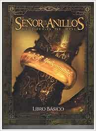 El señor de los anillos. juego de rol: Amazon.es: Fernandez Castro, Felix: Libros