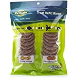 PetSafe Busy Buddy Variety Pack Treat Refill Rings, Size B