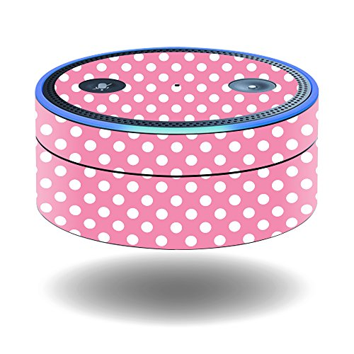 MightySkins Protective Vinyl Skin Decal for Amazon Echo Dot (1st Generation) wrap cover sticker skins Mini Dots
