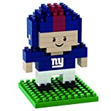 new york giants puzzle - NFL Team BRXLZ 3D Player Puzzle Set (New York Giants)