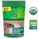 Dunya Harvest Kidney Beans, Organic Red, 16 Oz