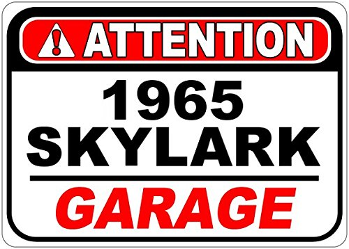 1965 65 BUICK SKYLARK Attention Garage A - Buick Garage Shopping Results