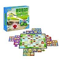 ThinkFun Robot Turtles STEM Juego de mesa de juguete y codificación para preescolares: famoso en Kickstarter, enseña principios de programación a preescolares