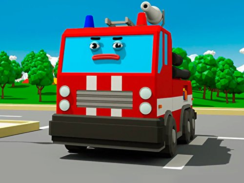 Funny Fire Truck (Day T-shirt)