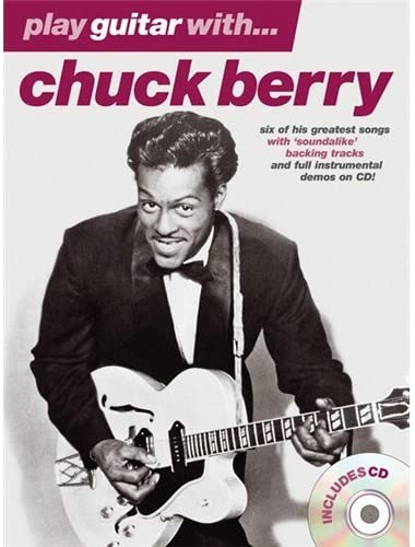 Play Guitar With... Chuck Berry. Partituras, CD para Acorde de ...