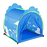 OUTAD Kids Playhouse Children Play Tent with Carry bag 36.2''x37.8''x35.4''
