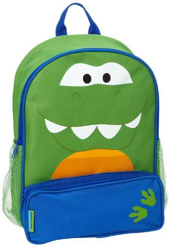 Stephen Joseph Little Boys' Sidekick Backpack, Dino, One Size