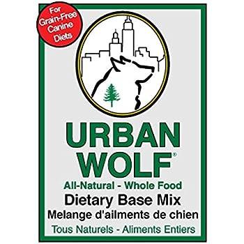 Urban Wolf Dog Food Reviews