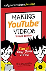 Making YouTube Videos: Star in Your Own Video! (Dummies Junior) Kindle Edition