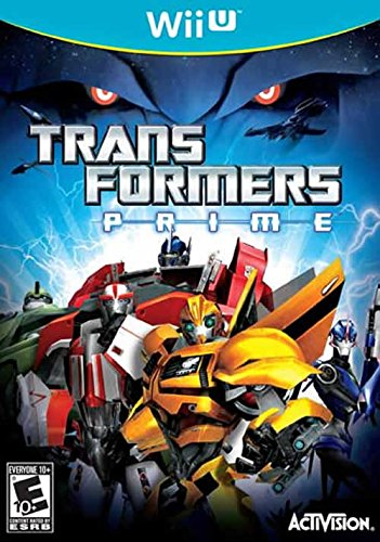 Transformers Prime: The Game - Nintendo Wii U by Activision