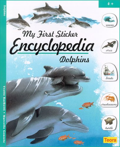 My First Sticker Encyclopedia - Dolphins