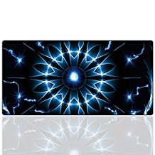 Cmhoo XXL Gaming Mouse Mat Extended & Extra Large Mouse Pad (80x40 hualun)