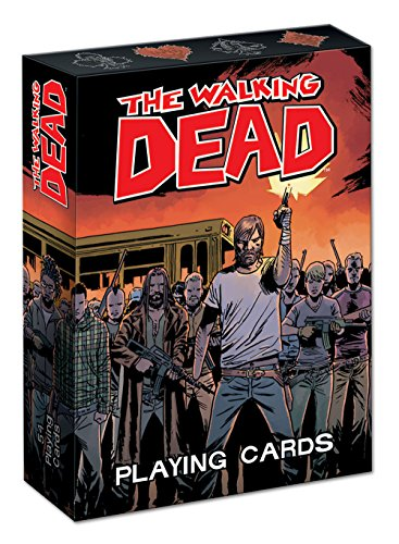 Playing Cards: The Walking Dead Cards