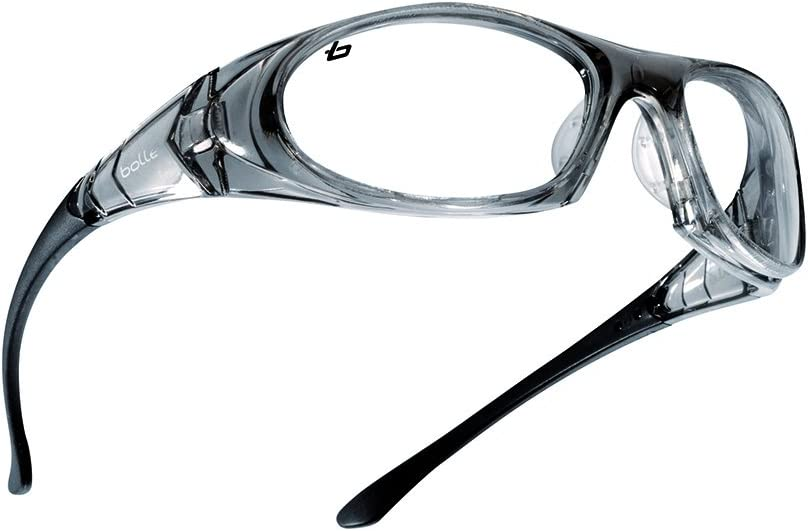 Bolle Contour Safety Glasses//Googles Eye Protection Clear