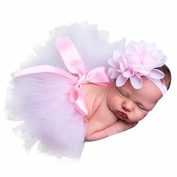 Btruely Herren Recién Nacido Bebé Niña Prop trajes para fotografía Ropa