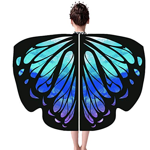 Shireake Baby Cartoon Butterfly Wings Costume Play Butterfly Wings for Kids]()