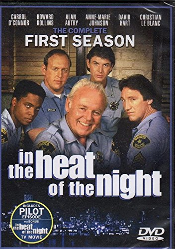 In the Heat of the Night: The Complete First Season - 3 DVD's (In The Heat Of The Night Complete Series)