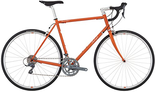 Raleigh Bikes Grand Sport Road Bike, 58 cm/Large, Orange