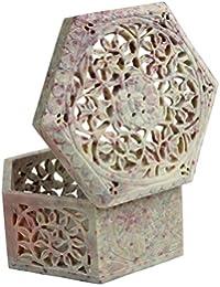 Amazoncom Stone Jewelry Boxes Jewelry Boxes Organizers