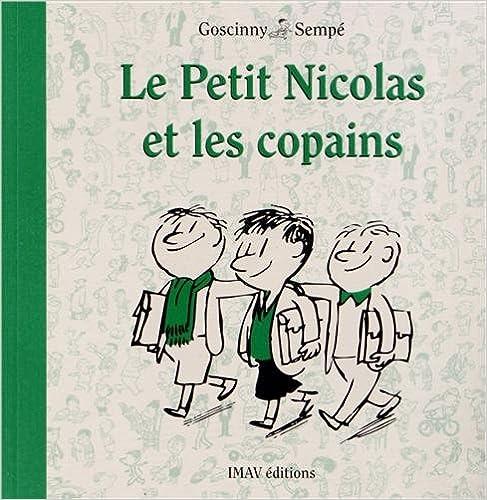 Book Le petit Nicolas et les copains