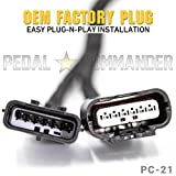 Pedal Commander throttle response controller for