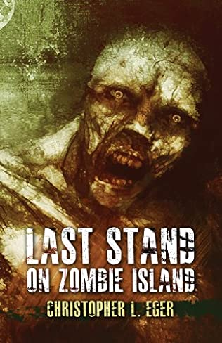 book cover of Last Stand On Zombie Island