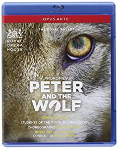 Prokofiev: Peter & The Wolf [Blu-ray]