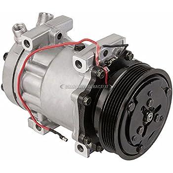 Amazon com: AC Compressor & A/C Clutch For International 1452SC