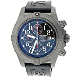 Breitling Super Avenger Blacksteel Chronograph 48MM Automatic Mens Limited Edition Watch M13370