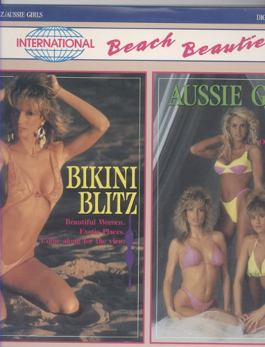 International Beach Beauties Laser Disc Aussie Girls & Bikini Blitz (Aussie Bikini)