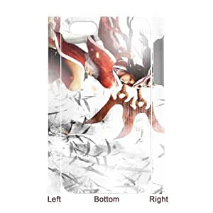 iPhone 4 4s Cell Phone Case 3D games Akali in League of Legends 91INA91151100