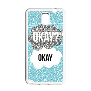 customized Fault in Our Stars for Samsung Galaxy Note 3 case note 3-brandy-140139