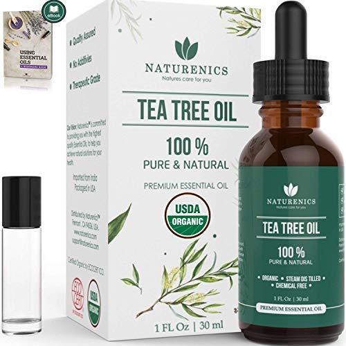 Naturenics Tea Tree Essential