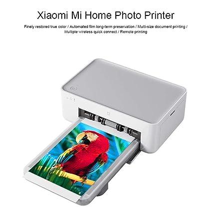 Xiaomi Mijia Mi Wireless Photo Printer Heat Sublimation for iOS ...