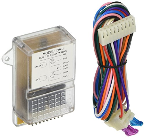 Omega DM1 Doorlock Interface and Relay Module