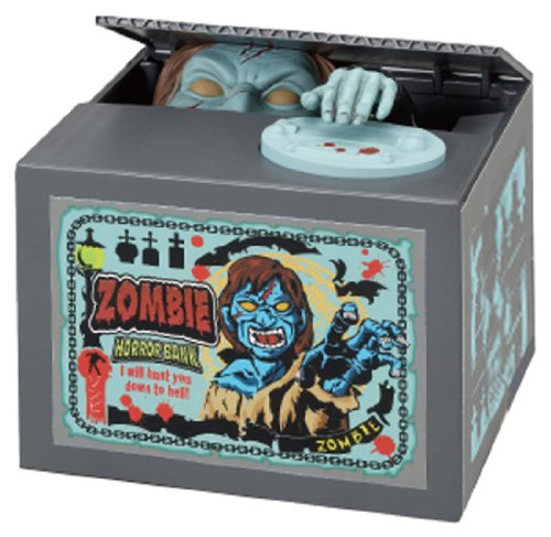 Halloween Special Horror Zombie bank- Halloween Decoration- Crazy Scary Halloween Gifts (Scary Outdoor Halloween Decorations)